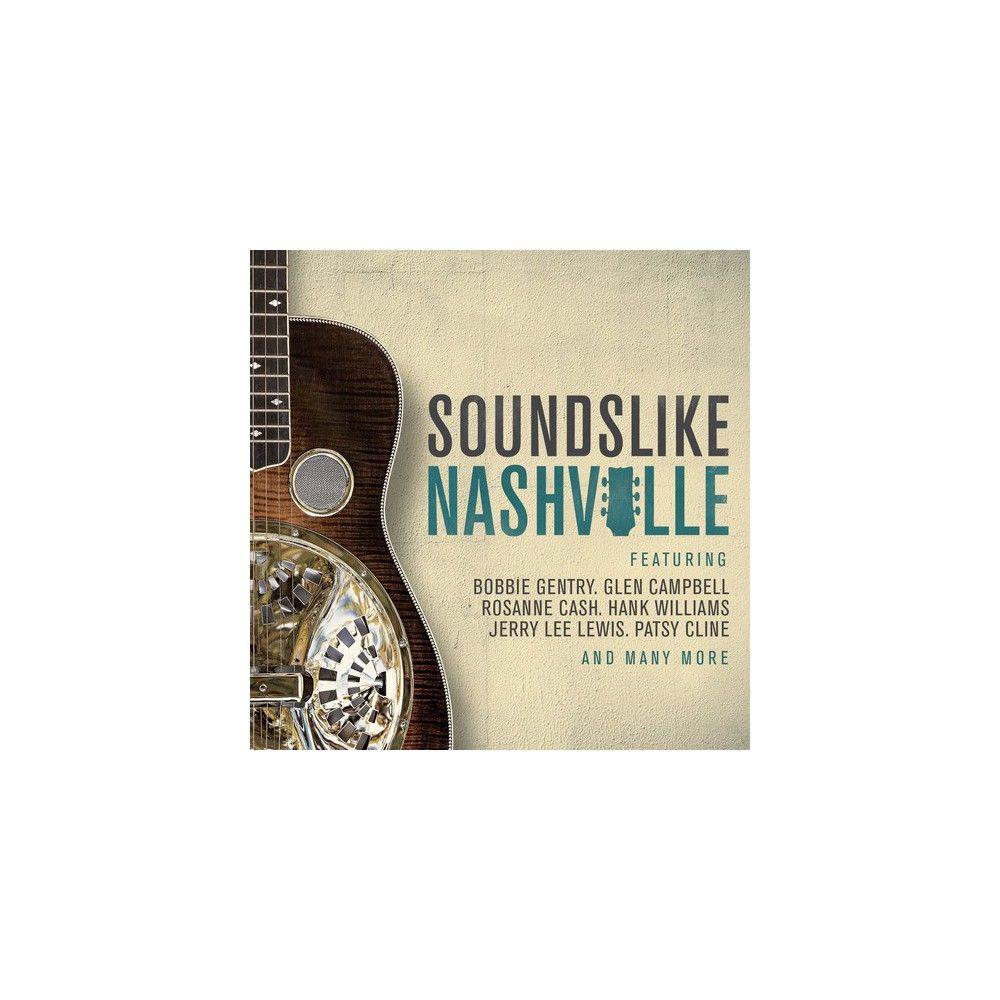 Sounds Like Nashville / Various (Uk) (Cd)