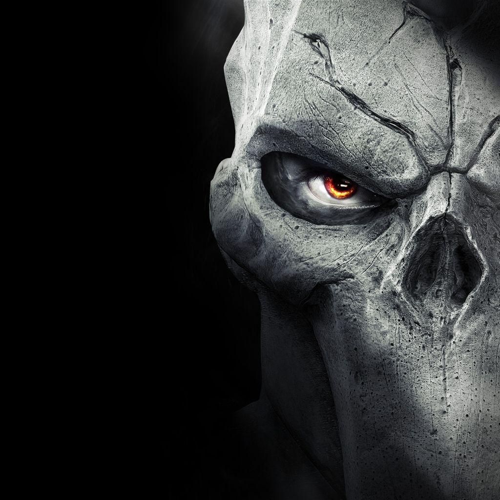 Darksiders 2 - Death by BenJi2D on DeviantArt