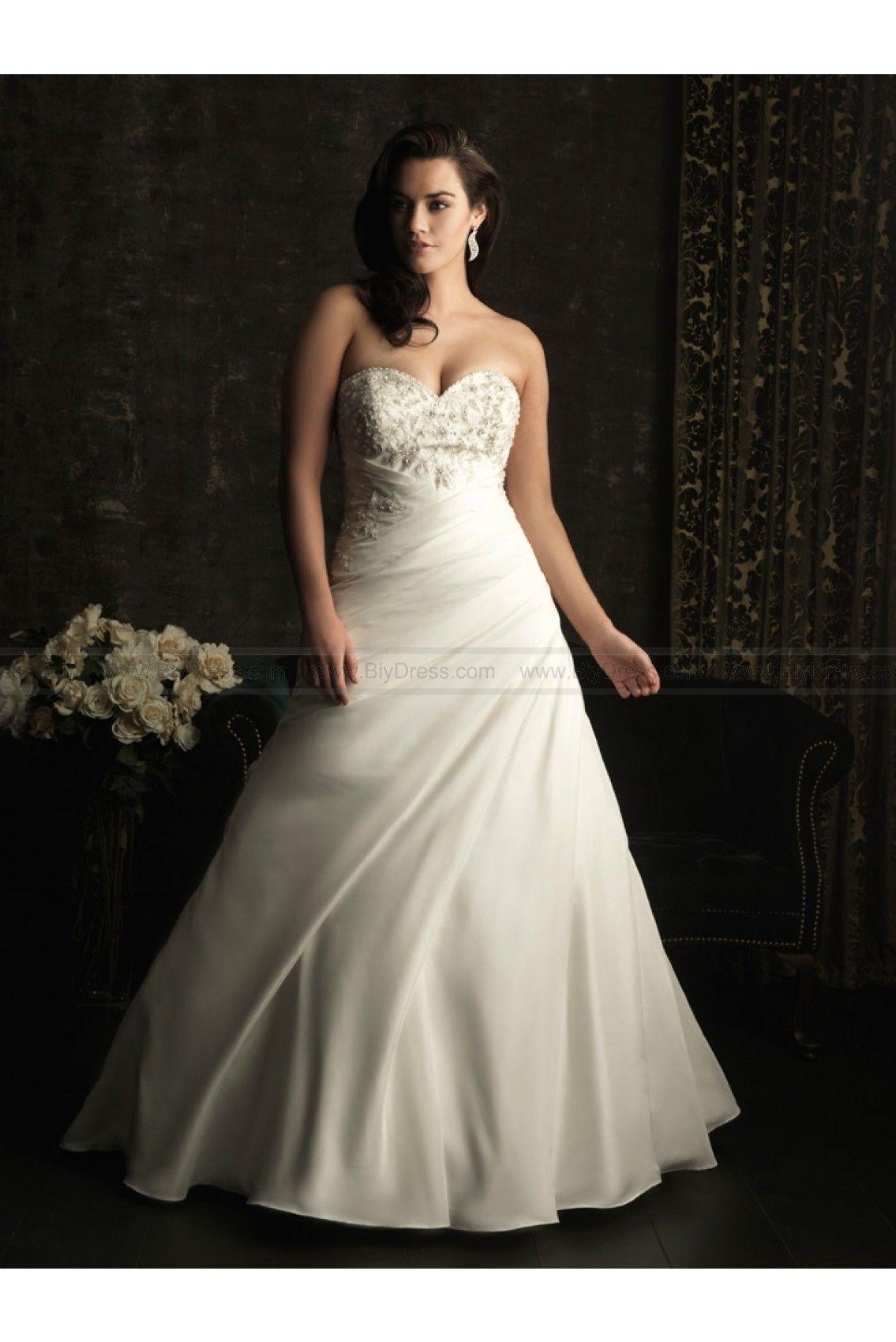 Allure Women Wedding Dresses - Style W303