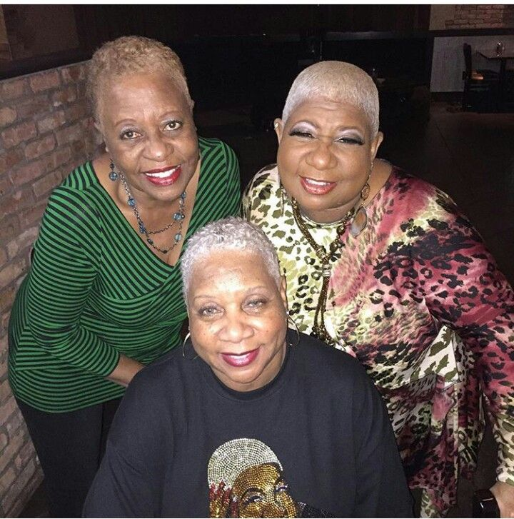Comedian Luenell And Her Sisters  Black Celebrities -1750