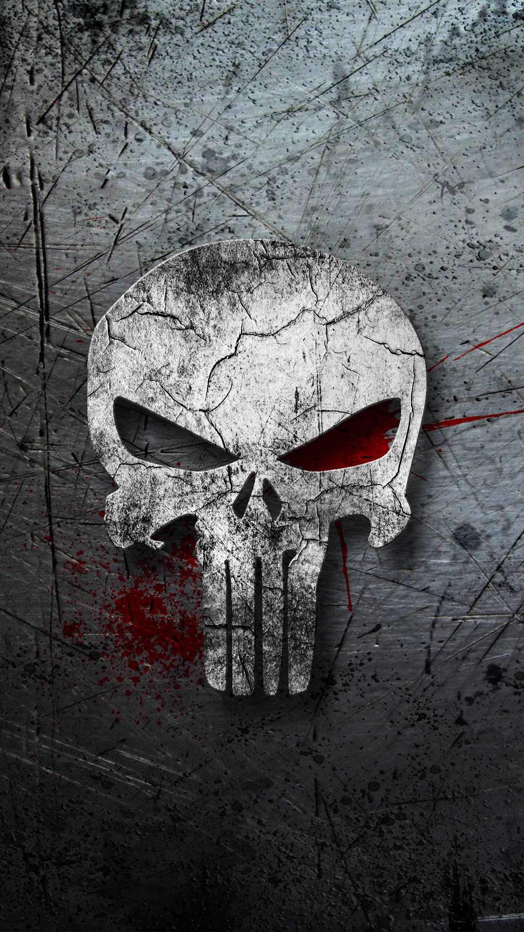 Punisher Mobile Hd Wallpaper Superhero Wallpaper Android Wallpaper Skull Wallpaper