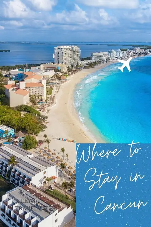 How To Choose Where To Stay In Cancun Mexico Live Dream Discover Mexico Travel Cancun Trip Mexico Destinations