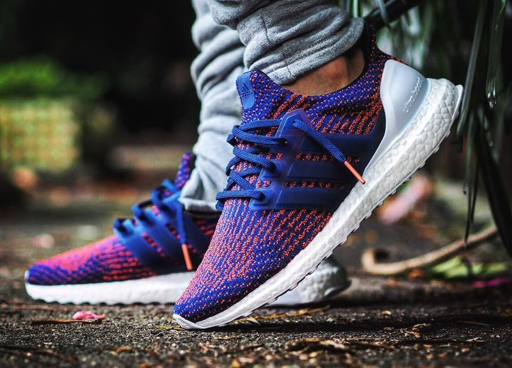 best sneakers 797a8 0d826 Adidas Ultra Boost 3.0    shoeoftheday  shoes  men  blue  orange  sneaker    mehr auf  davefox87   more on  davefox87