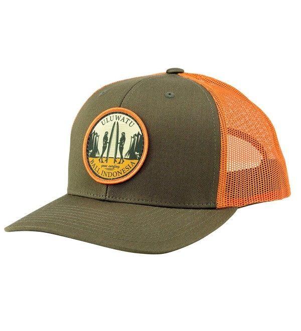 b299a484028685 Hats & Caps, Men's Hats & Caps, Baseball Caps, Men's Uluwatu Surf Logo  Baseball Cap Trucker Hat CI185C75H6R #Men #Hats #Caps #Style #shopping  #fashion ...