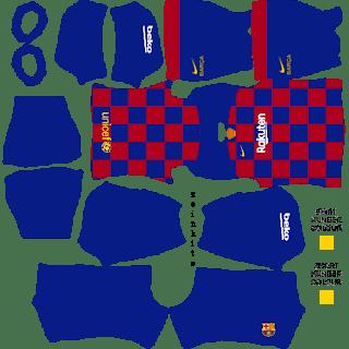 Barcelona Kits Dls 2020 Di 2020 Sepak Bola Olahraga Barcelona