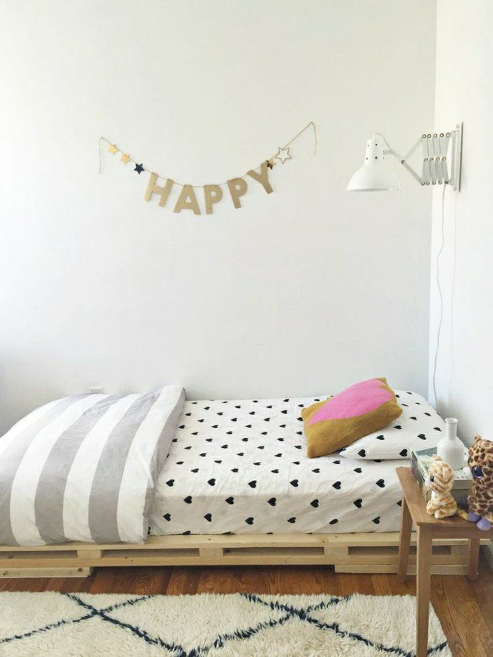 44 super idées pour la chambre de fille ado! Comment l\u0027aménager?