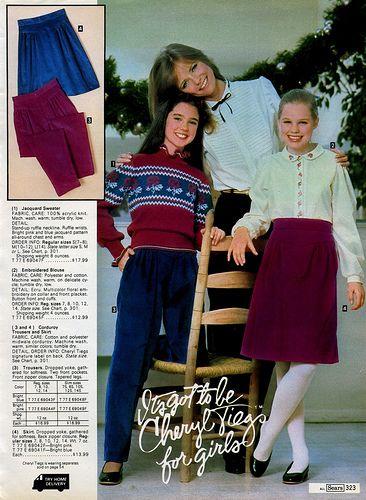 1982-xx-xx Sears Christmas Catalog P323 | Ahhh   good times