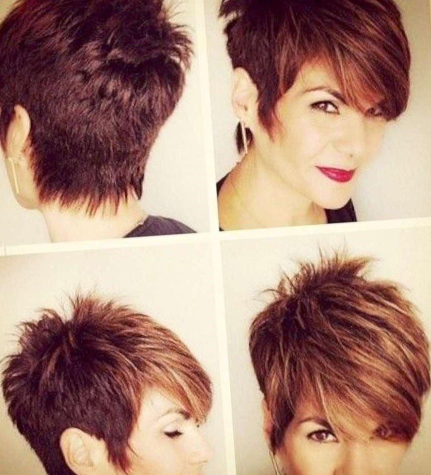 Fantastic Hairstyles Haircuts Lady And For Women On Pinterest Short Hairstyles Gunalazisus