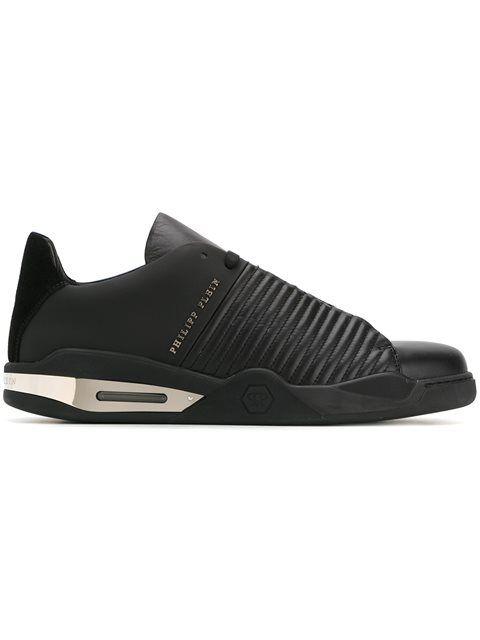 Chaussures De Sport Pour Les Hommes En Vente, Noir, Tissu, 2017, 45 Philipp Plein