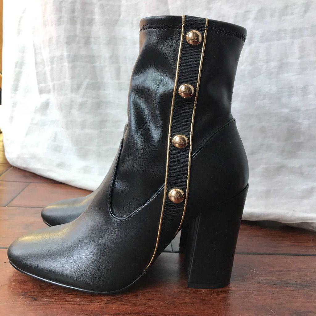 Marc Fisher Shoes Marc Fisher Abela Boots Color Black