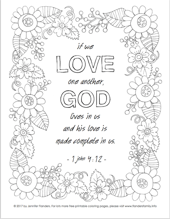 free scripture-based coloring pages from www ...
