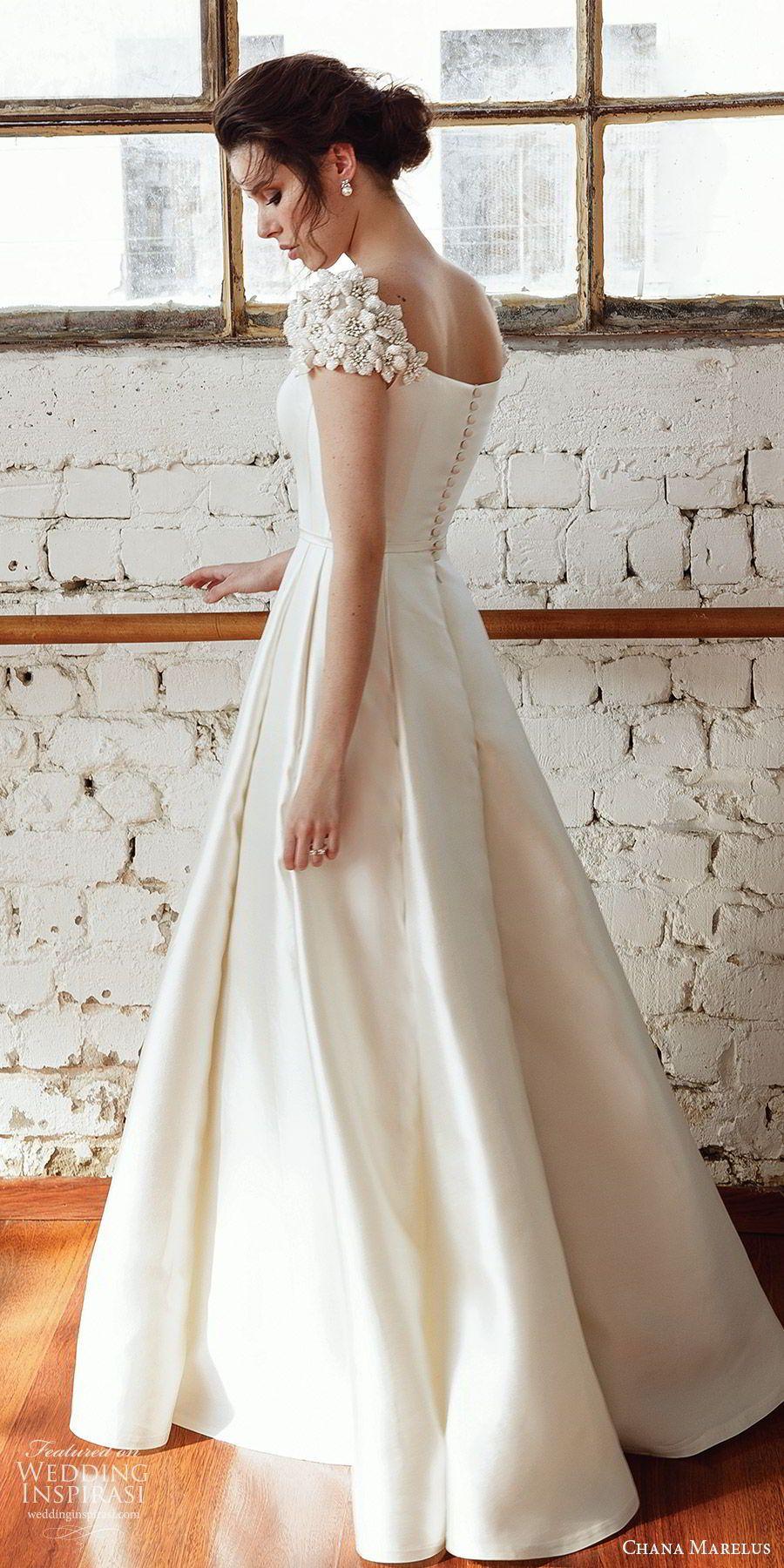 Chana Marelus Herbst / Winter 2019 Brautkleider   – 2020 wedding