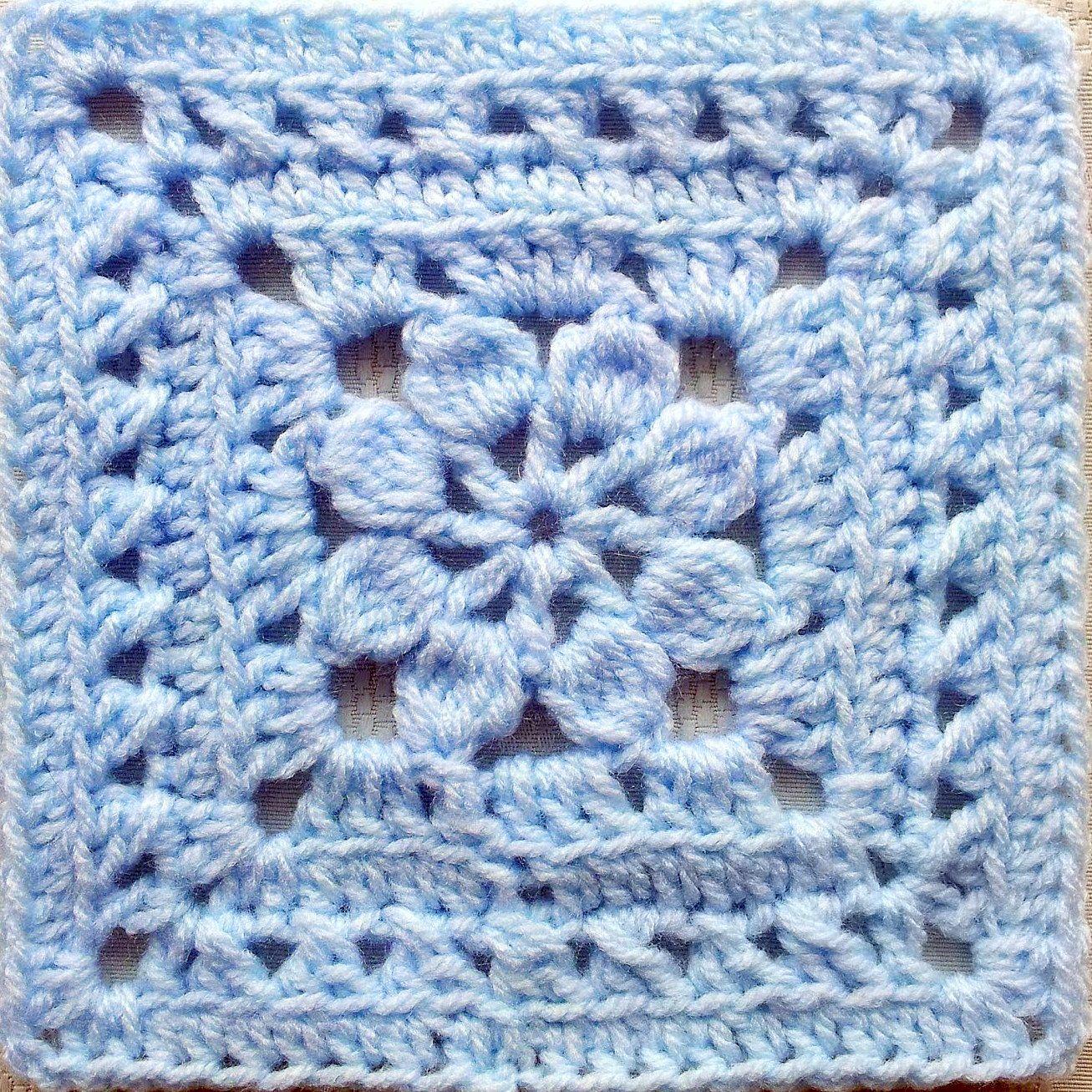 Walled Garden Square (pattern) | patrate, motive | Pinterest ...