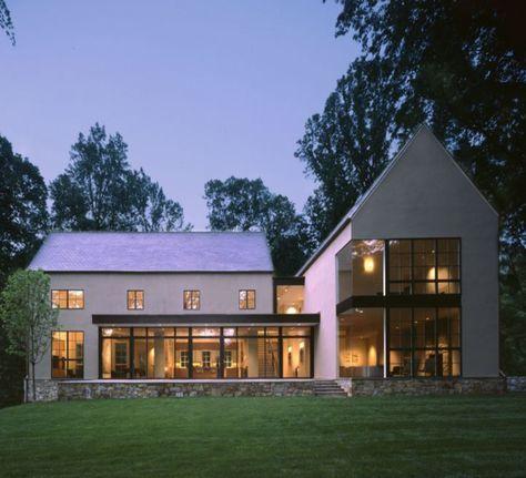 Loving the modern farmhouse