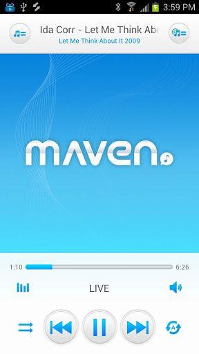 maven player download
