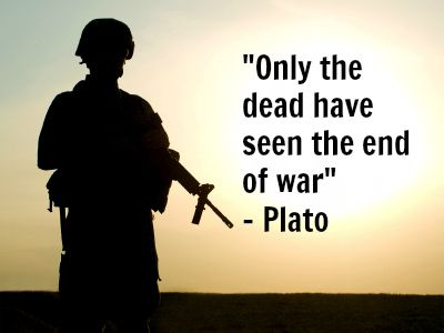 Quotes About War Adorable 14 Powerful Wartime Quotes In Honor Of Memorial Day  Powerful