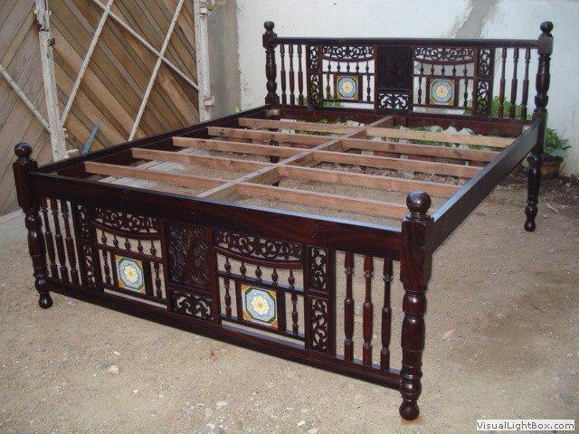 Best Wooden Cot Furniture Design Wooden Home Decor Furniture 400 x 300