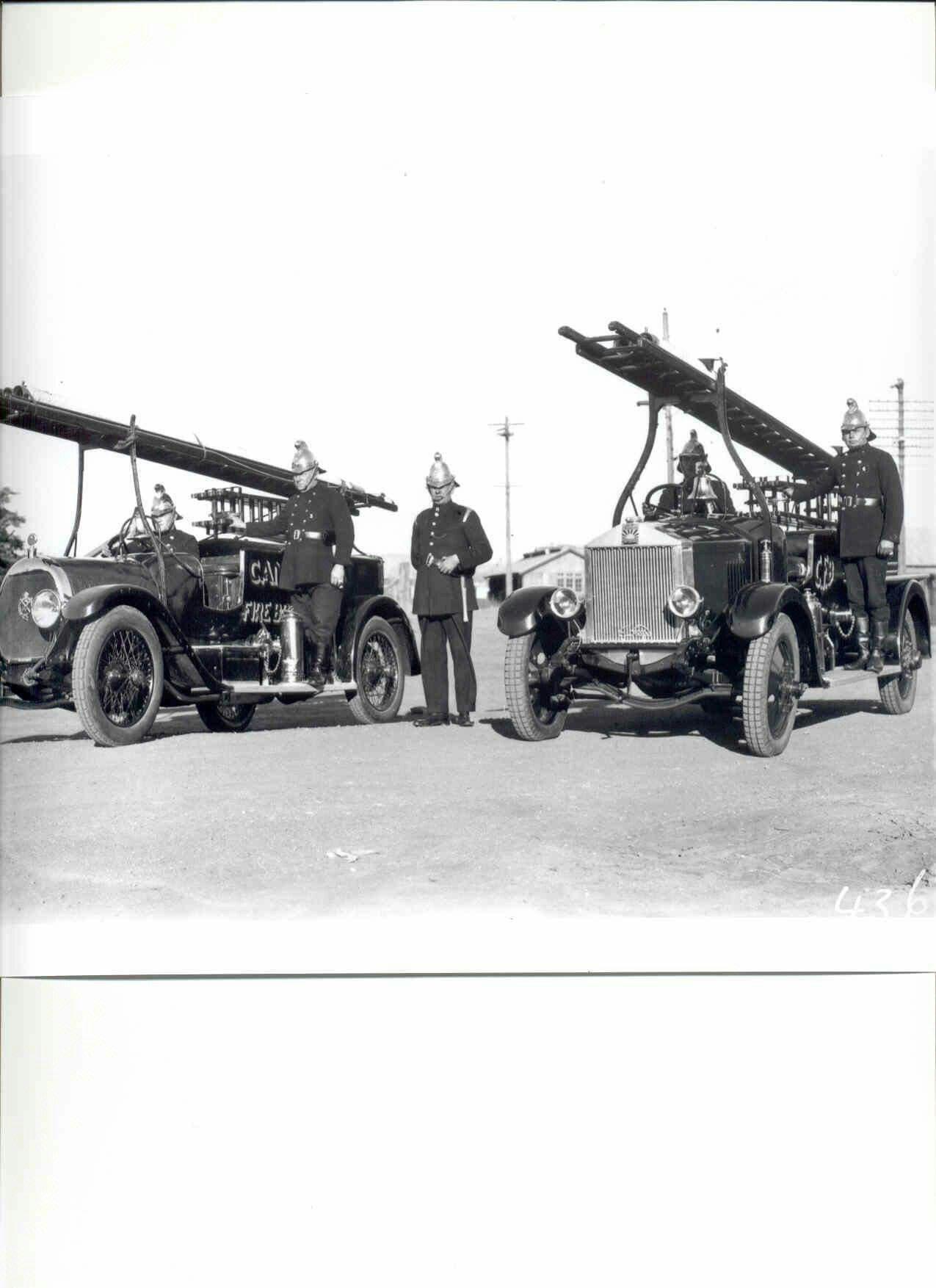 Canberra Fire Brigade (year unknown). 🌹 Fire brigade