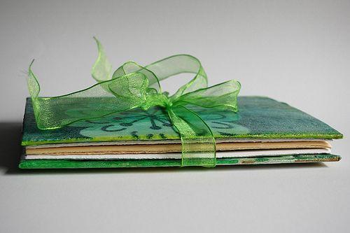 Как сделать книгу из бумаги - книжка малышка