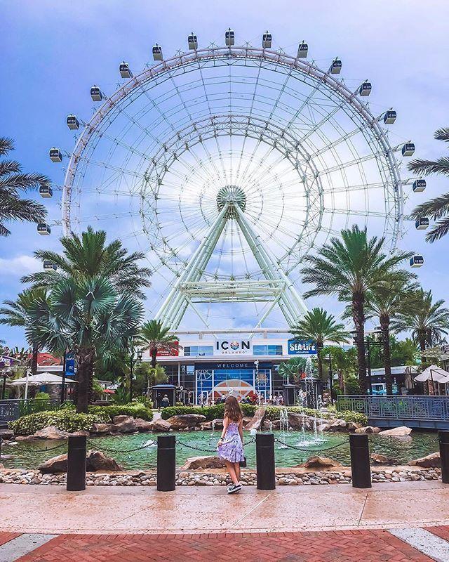 ICON Orlando 360™ Attractions Attractions in orlando
