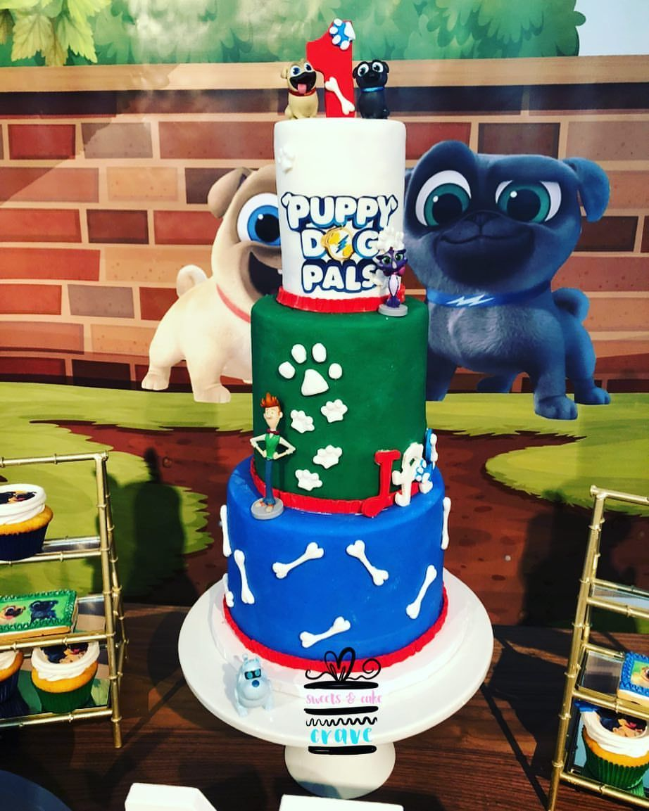 Puppy Dog Pals Birthday From Glameventsvenue Event Decor By