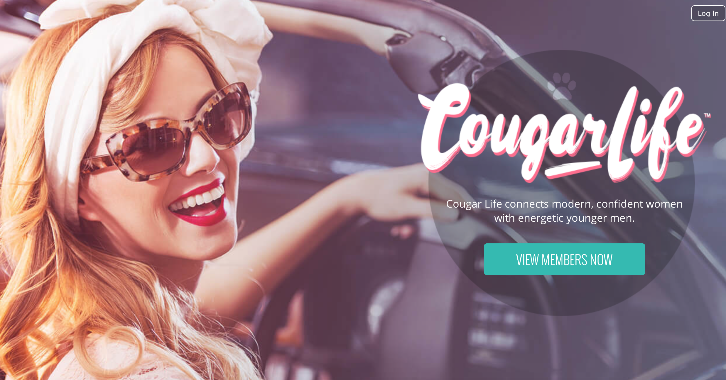 wainwright cougars dating site Using tinder to hook up with cougars (older women) is there a better app/site for this  i'm sure there are a lot more older women on actual dating sites,.