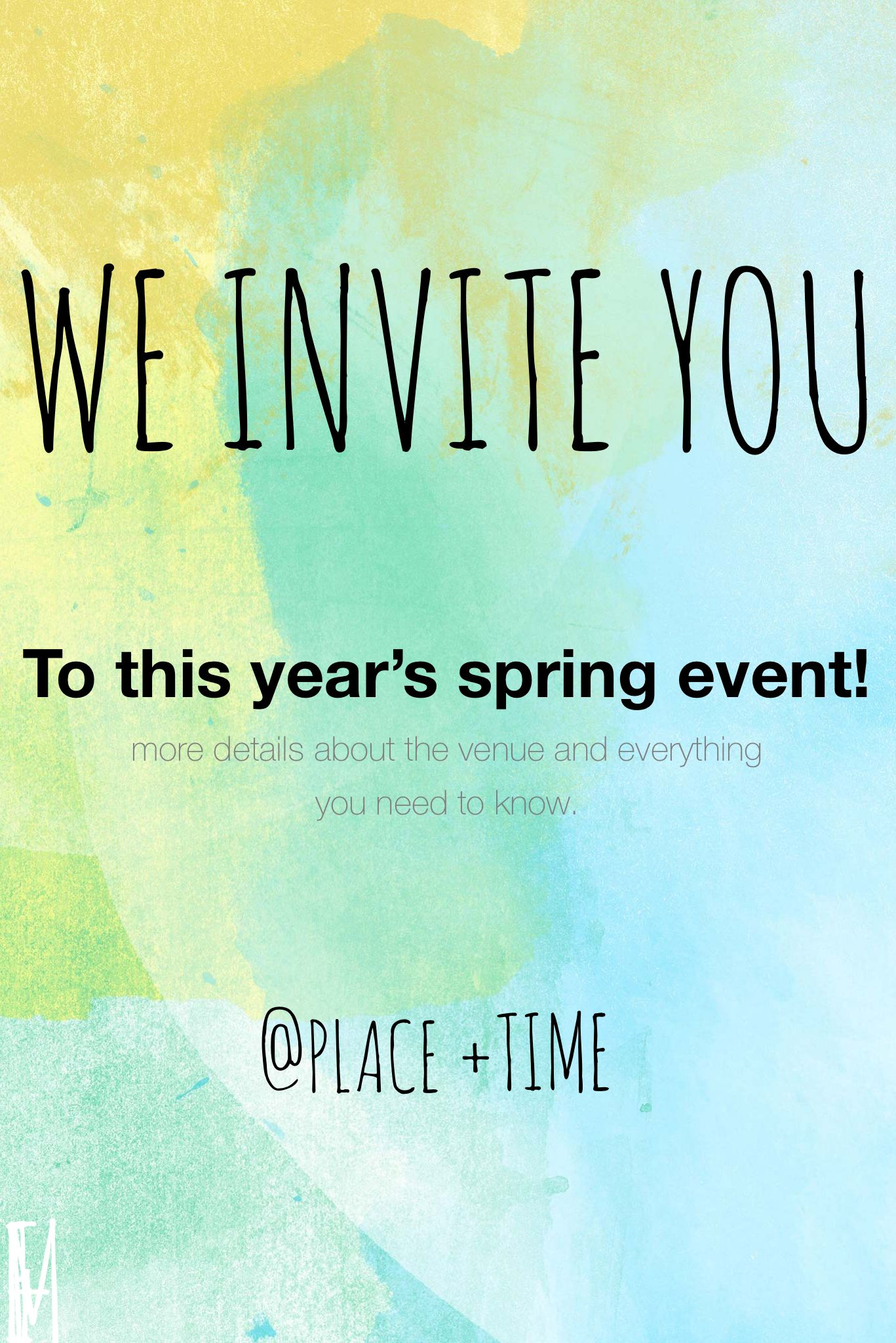 Create Invitations For Your Upcoming Event Using Word Swag Use Your Own Images Or Choose