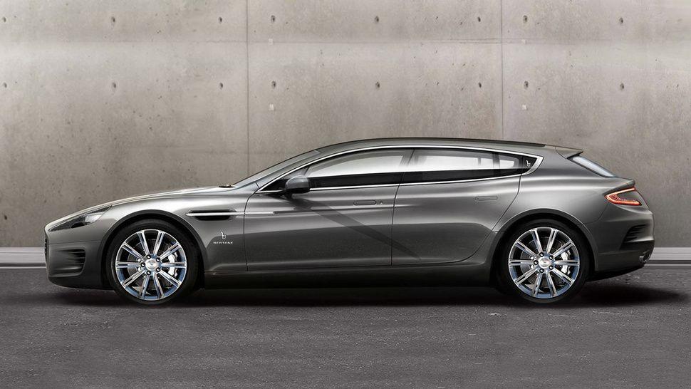 This Aston Martin Rapide Wagon Is Sextastic Aston Martin Rapide Shooting Brake Aston Martin