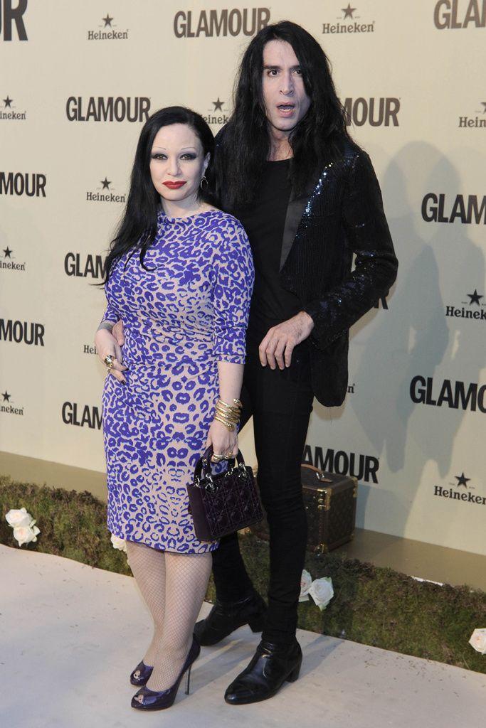 La Fiesta 10º Aniversario De Glamour Glamour Moda Fotos De Celebridades