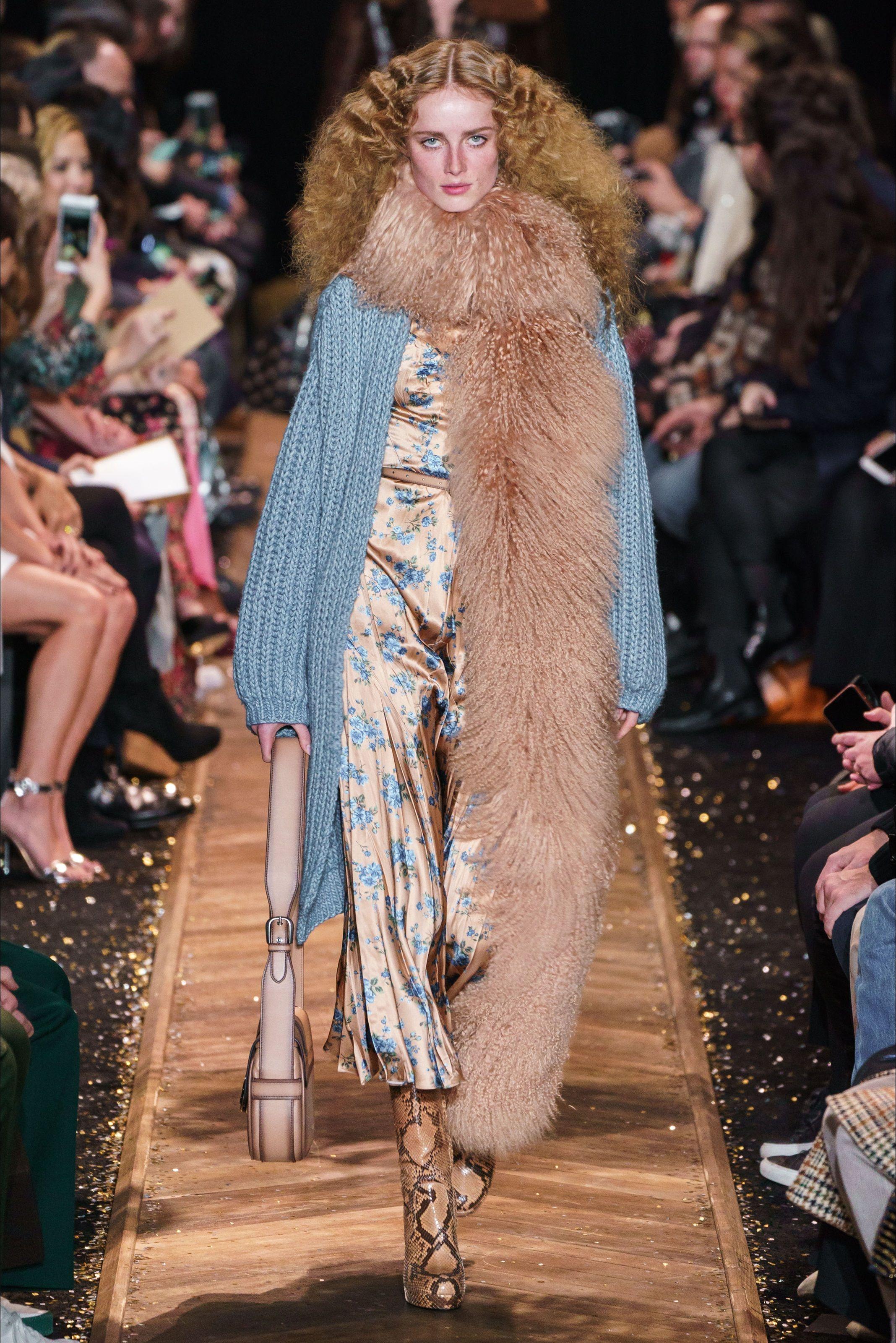 4fcc67d48c Sfilata Michael Kors Collection New York - Collezioni Autunno Inverno 2019- 20 - Vogue