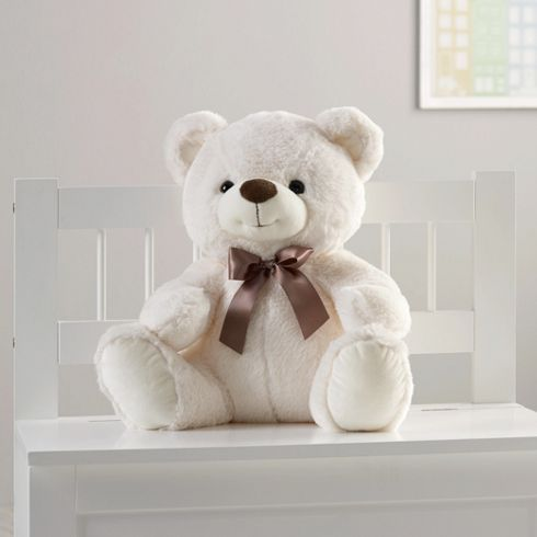 Kuschelig weicher Teddybär - ein Plüschtier zum Liebhaben