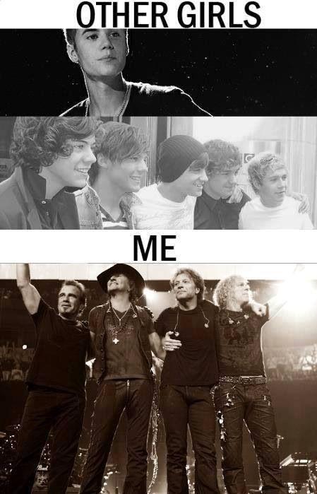 True!!! ❤️ Bon Jovi 4 ever!!!❤️❤️❤️❤️