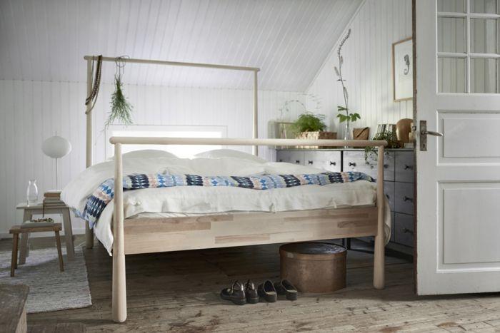 Ikea Schlafzimmer Praktisches Komfortables Design