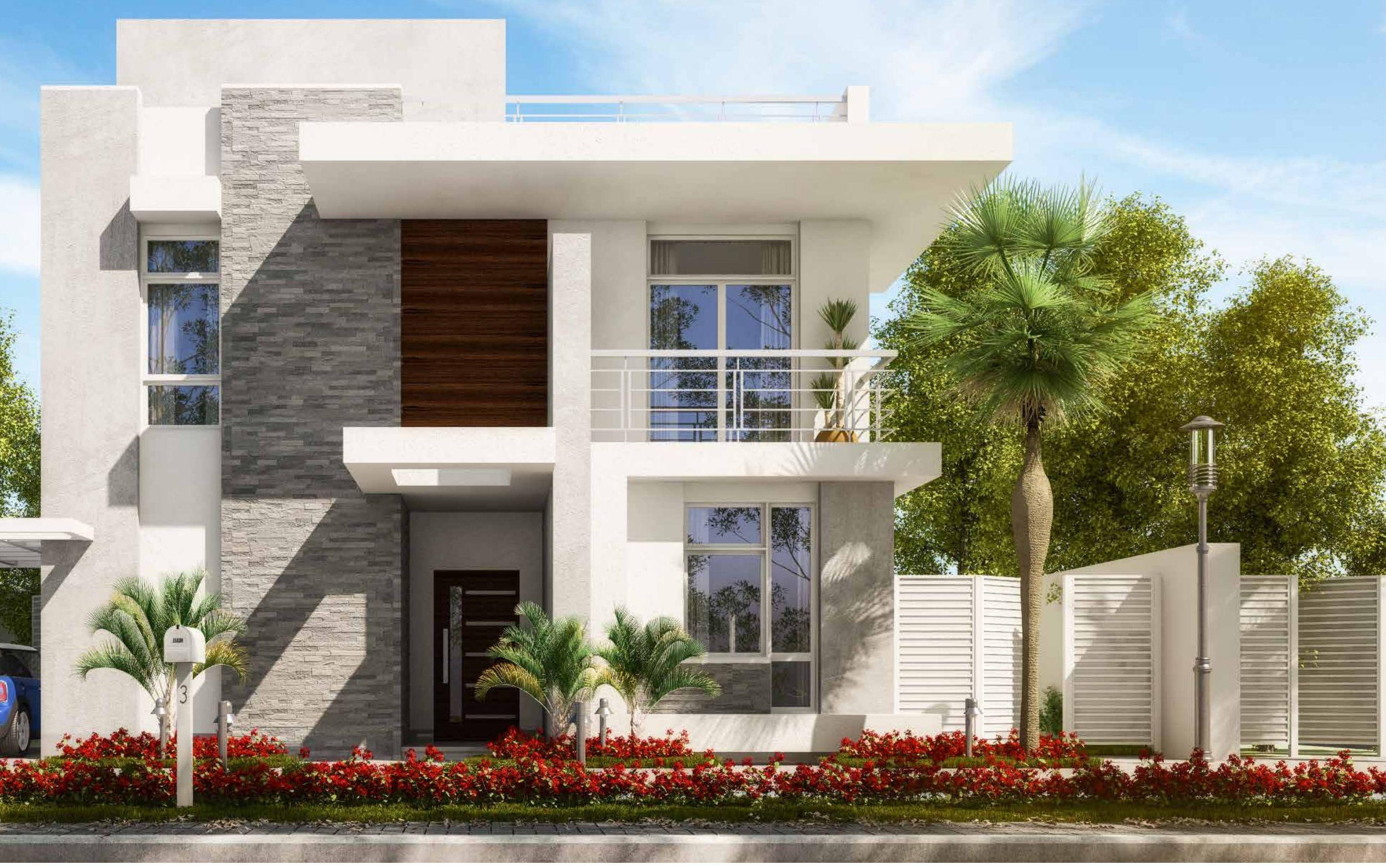 فلل للبيع في المقصد العاصمة الجديدة House Styles Mansions House