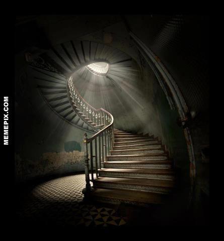 Spiral Staircase - MemePix