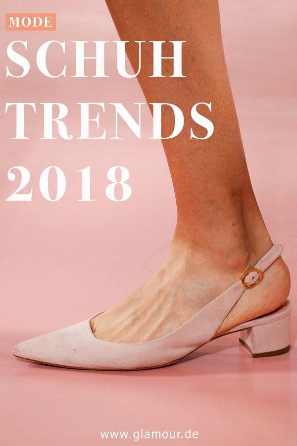 Schuhtrends FrühjahrSommer 2019: Die Top 10 in 2019