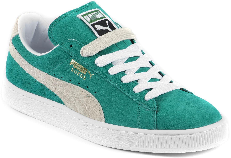 Puma Suede Classic Eco shoes green