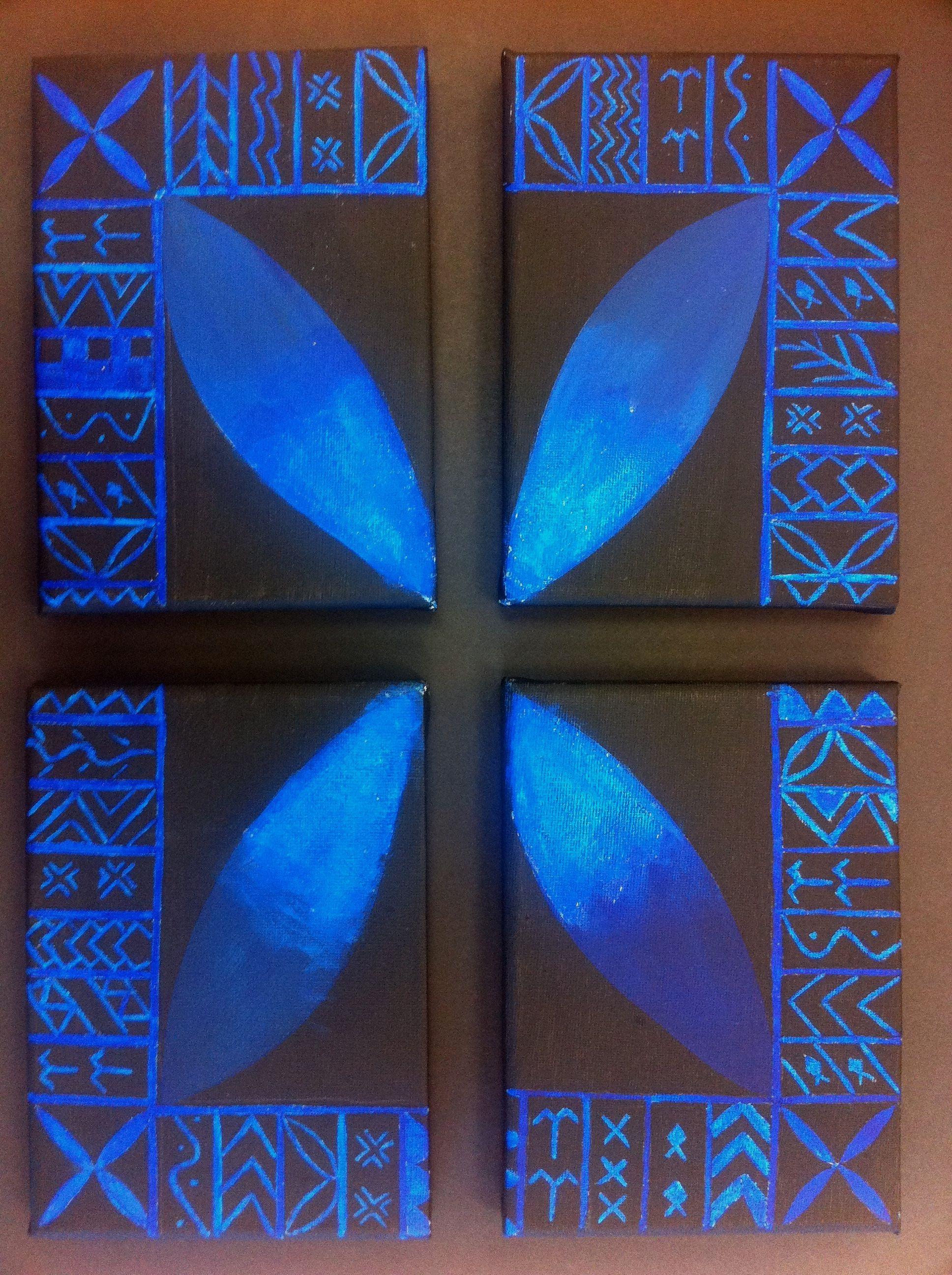 Pin By Loops On Art Craft Hobbies Polynesian Art Tribal Art Designs Maori Art