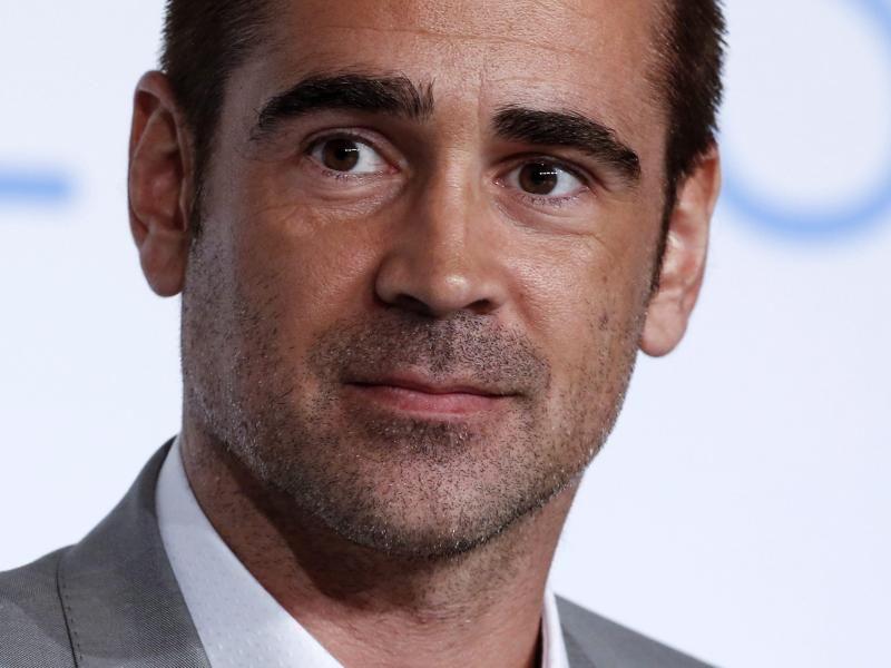 Colin Farrell sieht sich nicht als Hollywood-Schauspieler. Foto:Tristan Fewings