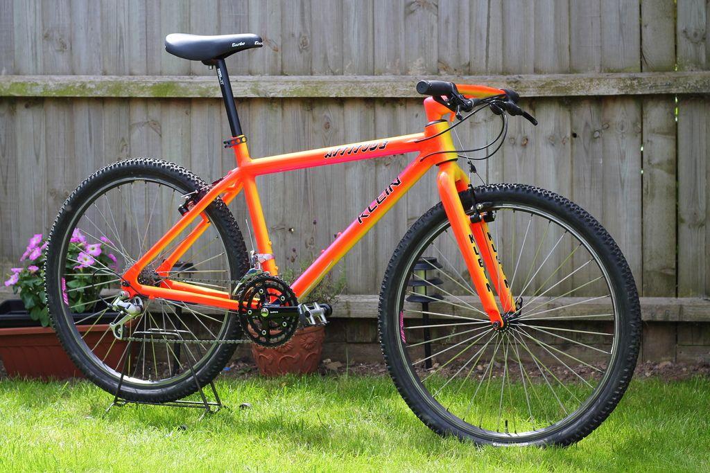 klein attitude bike pinterest bicycling moutain. Black Bedroom Furniture Sets. Home Design Ideas