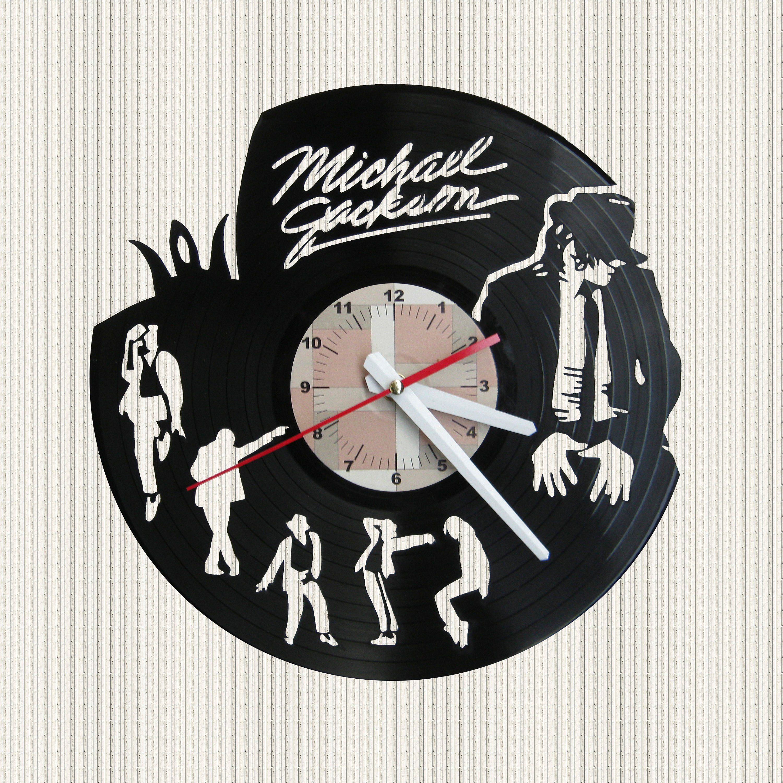 Guns N Roses Vinyl Clock Rock Band Themed Gifts Vintage Record Wall Decor