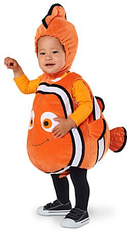 Nemo Costume for Baby - Finding Dory #disney Halloween Costume!  sc 1 st  Pinterest & Nemo Costume for Baby - Finding Dory #disney Halloween Costume ...
