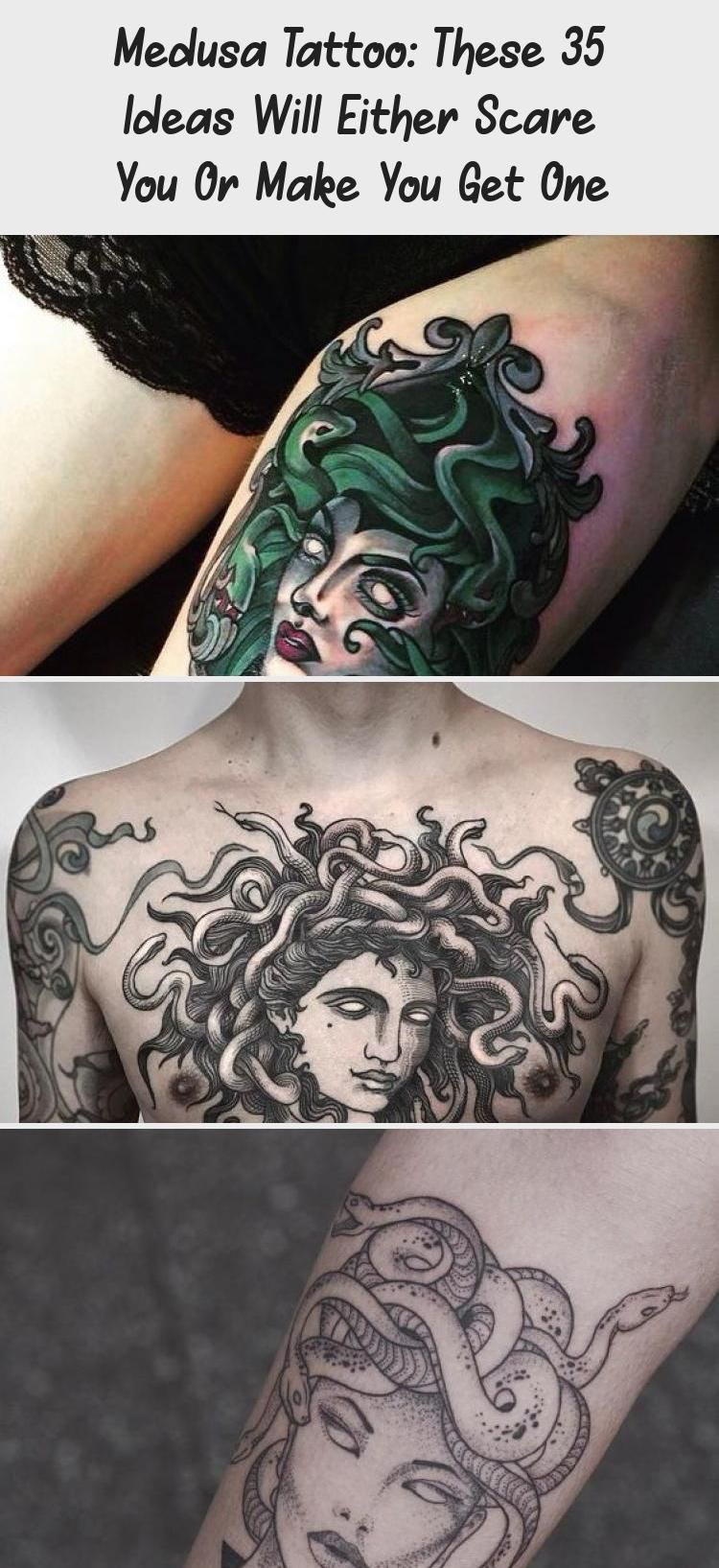 10+ Amazing Traditional medusa tattoo meaning ideas