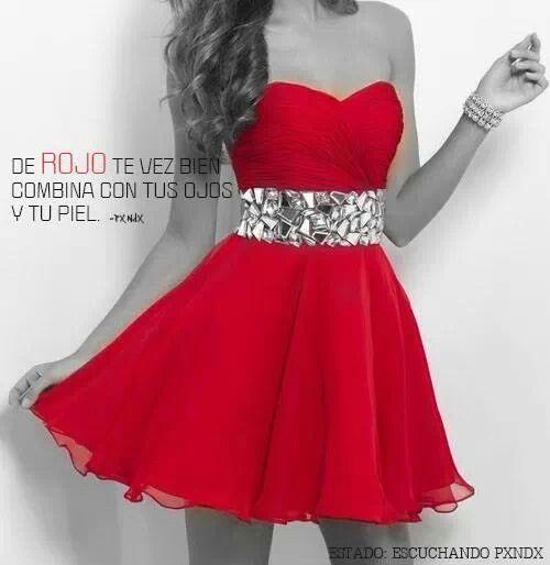 rojo sangre *pxndx | pxndx | vestidos de moda juveniles, vestidos