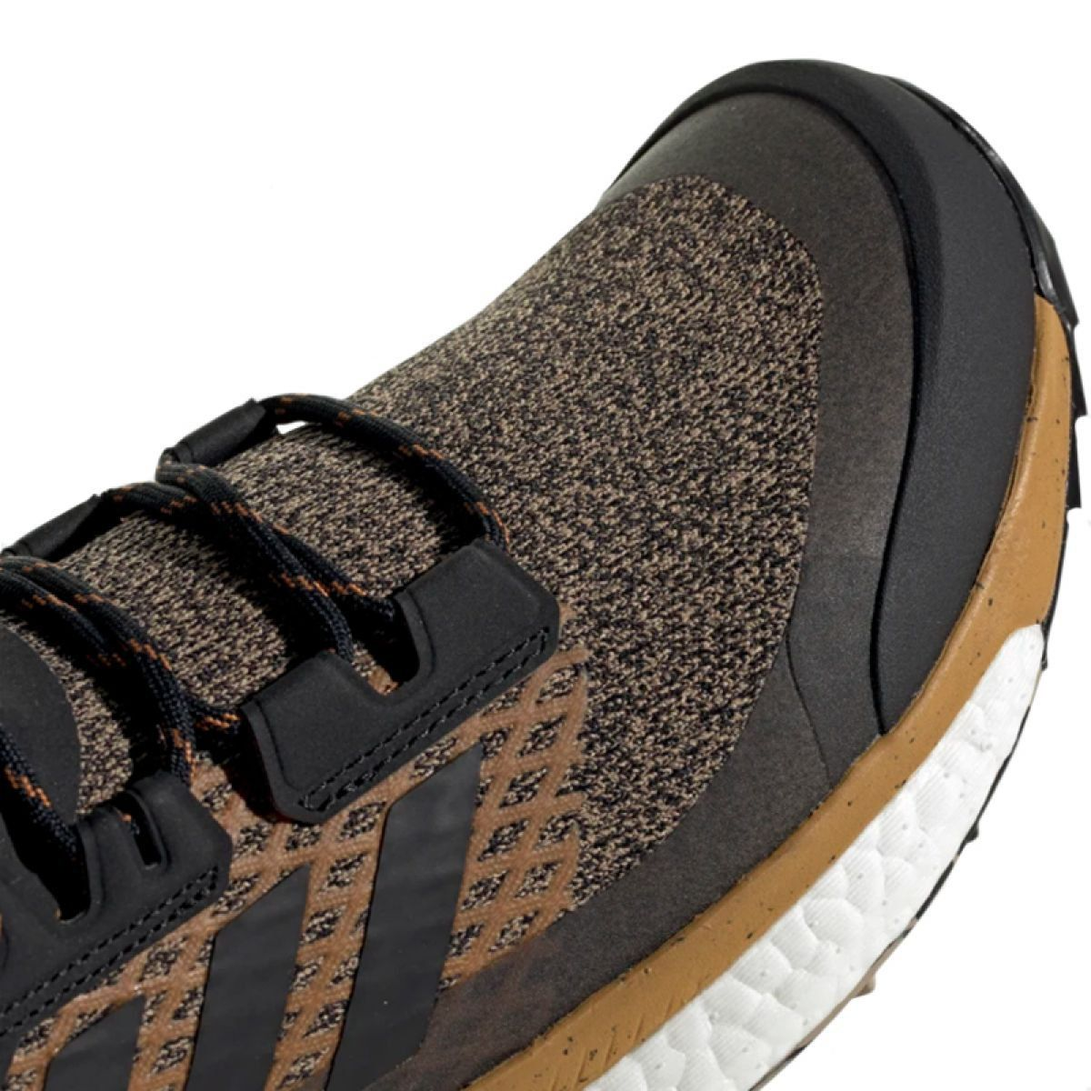 Buty Adidas Terrex Free Hiker M Ef1307 Brazowe Czarne Wielokolorowe Climbing Shoes Sports Shoes Adidas Trekking Shoes