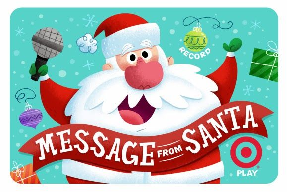 The Art of Matt Kaufenberg: Target Gift Card | Target gift cards. Gift card design. Christmas gift card