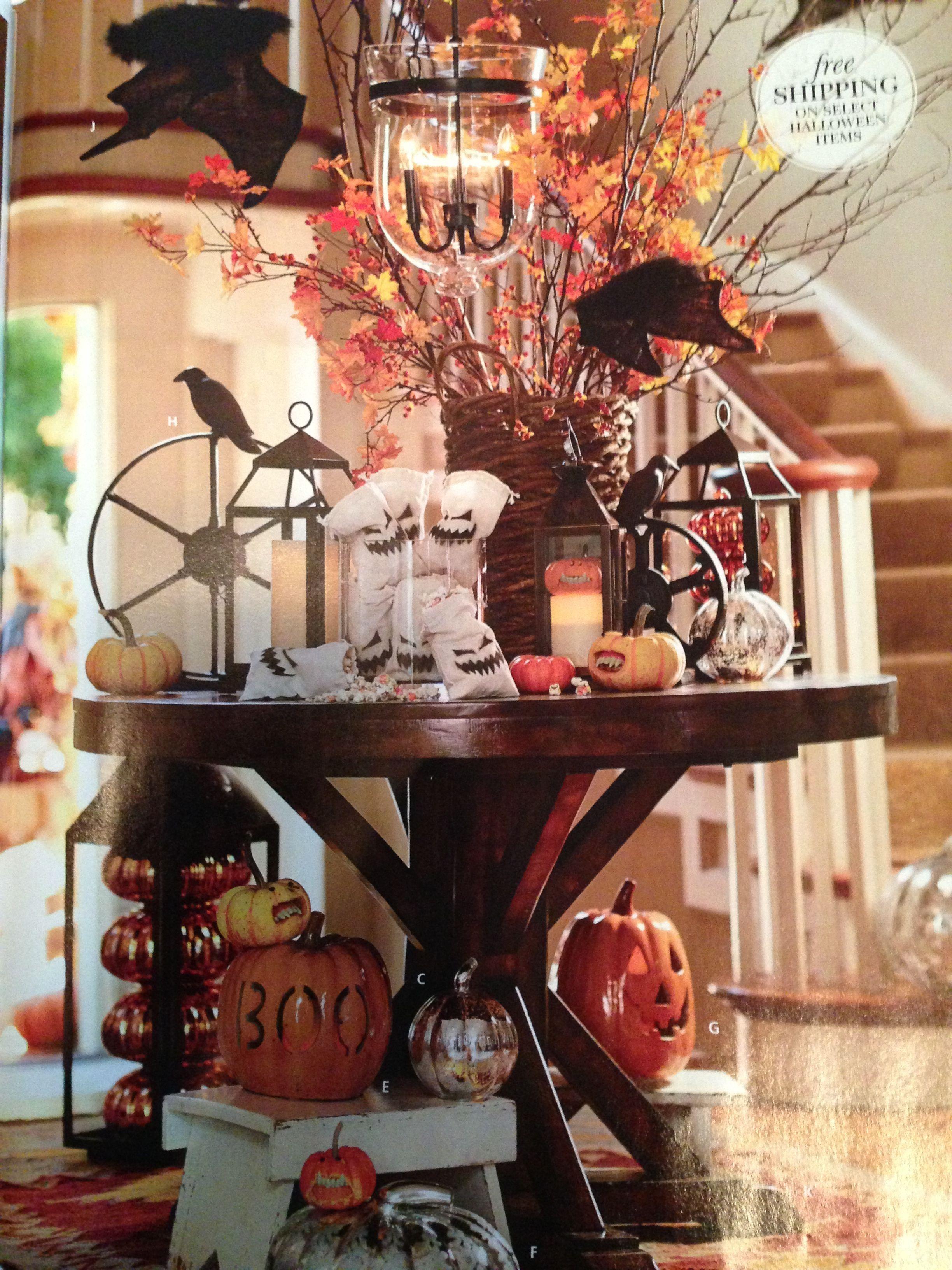 15 Pottery Barn Halloween Decorations Pottery barn