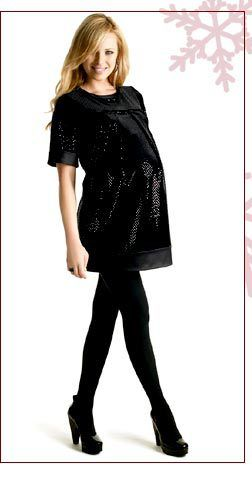 37fc61a58bbfc new years eve maternity outfit   Maternity clothing for New Year's Eve