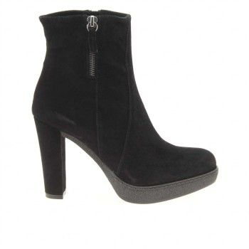 Nieuw Unisa USA Enkellaarzen Zwart Suède online kopen bij Boots Shoes