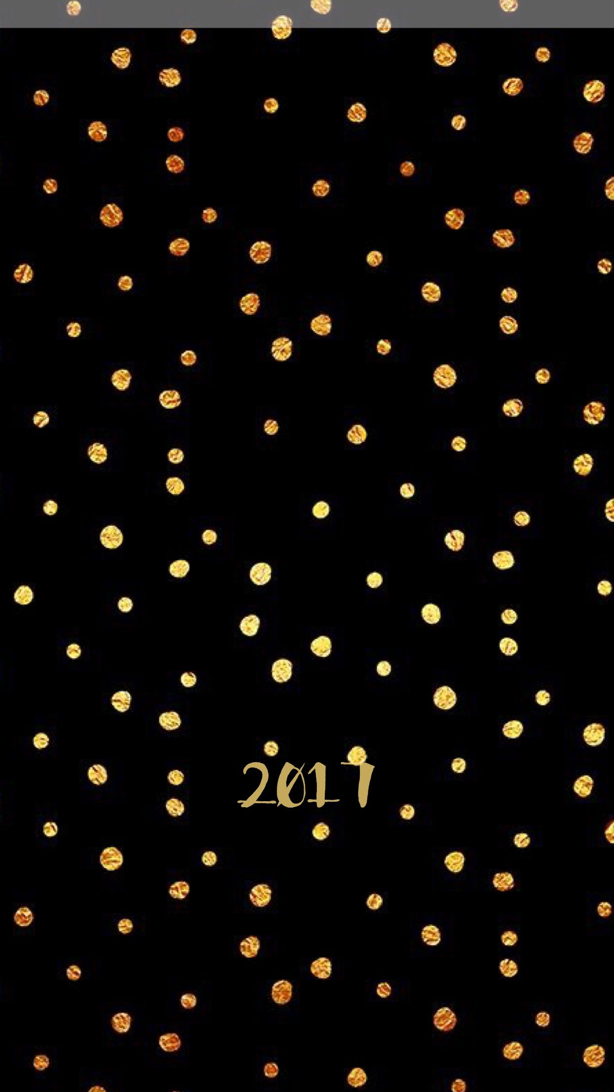 Gold, 2017, Wallpaper, Black, Background, Iphone, Hd
